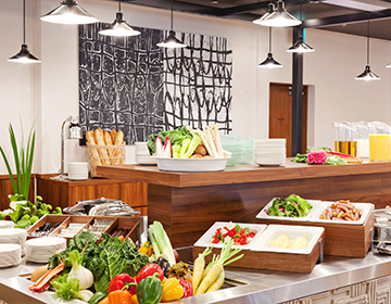 シナガワ グース3F ガーデンレストラン