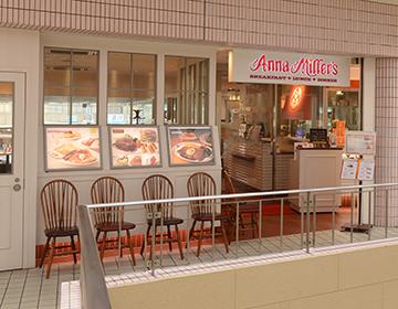 ウイング高輪WEST 2階 アンナミラーズ高輪店