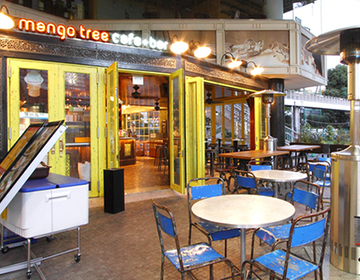 ウイング高輪WEST 1階 マンゴツリーカフェ+バー品川
